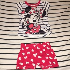Minnie Mouse set 24M by Disney baby